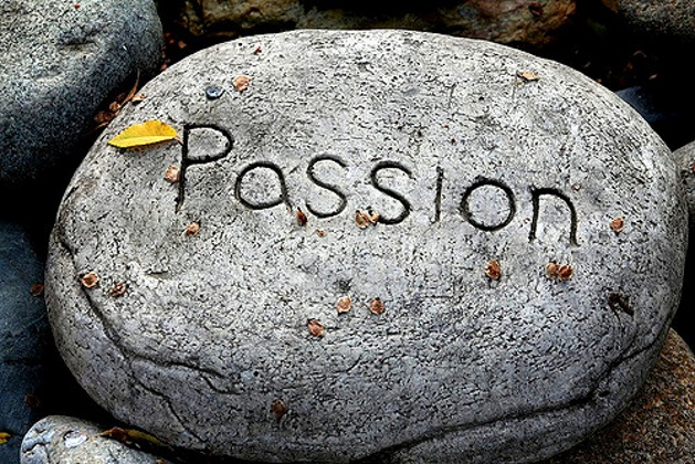 Passion – Let it Drive You